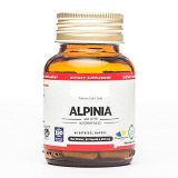 Alpinia officinarum: an excess of calories, yet no increase in body fat