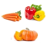 Diet with lots of pumpkins, peppers and carrots reduces colorectal cancer risk