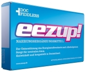 Anti-hangover pill Eezup doesn't work