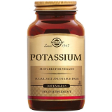 Too little potassium in your diet, less IGF-1 in your muscles